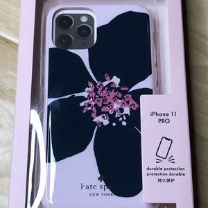 Kate Spade Grand Flora iPhone 11 Pro Phone Cases